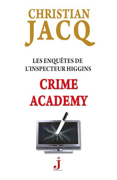 Les enquêtes de l'inspecteur Higgins, tome 6 : Crime Academy