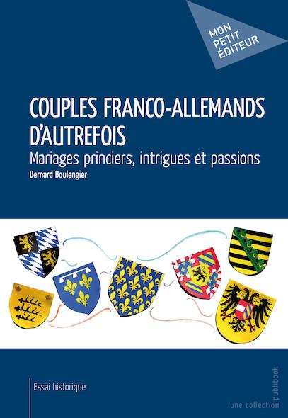 Couples franco-allemands d'autrefois