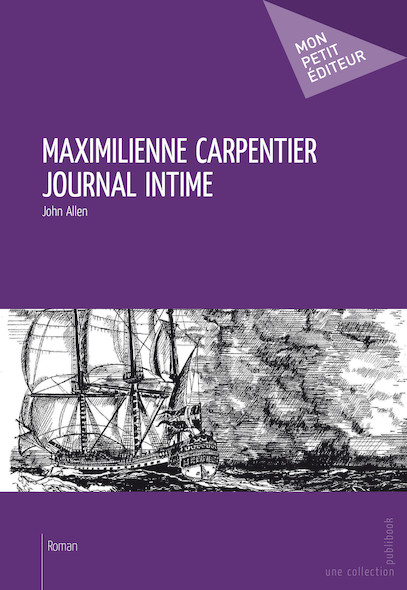 Maximilienne Carpentier - Journal Intime