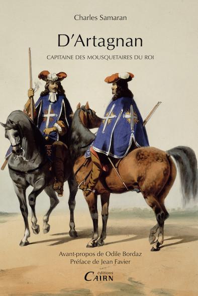 D'Artagnan Capitaine des mousquetaires du roi