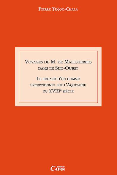 Les Voyages de Monsieur de Malesherbes