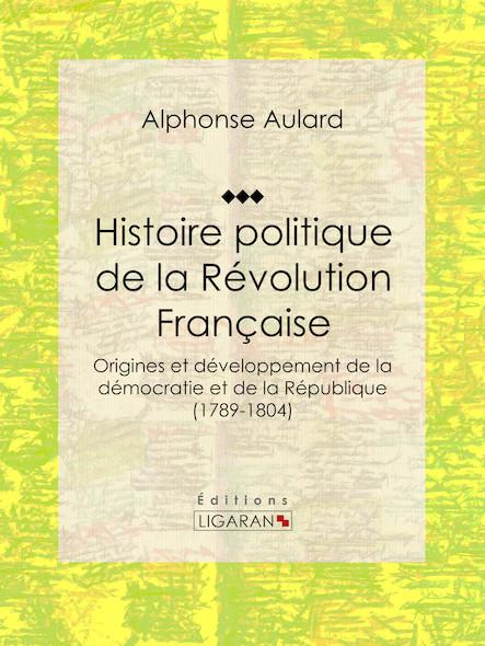 Histoire politique de la Révolution française, Origines et développement de la démocratie et de la République (1789-1804)