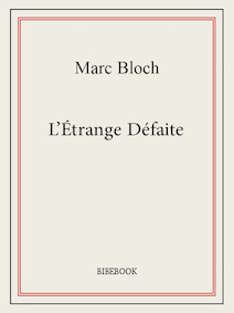 L'Étrange Défaite | Bloch, Marc