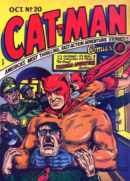 CatMan N°1