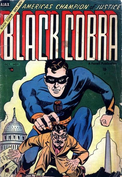 Black Cobra N°1