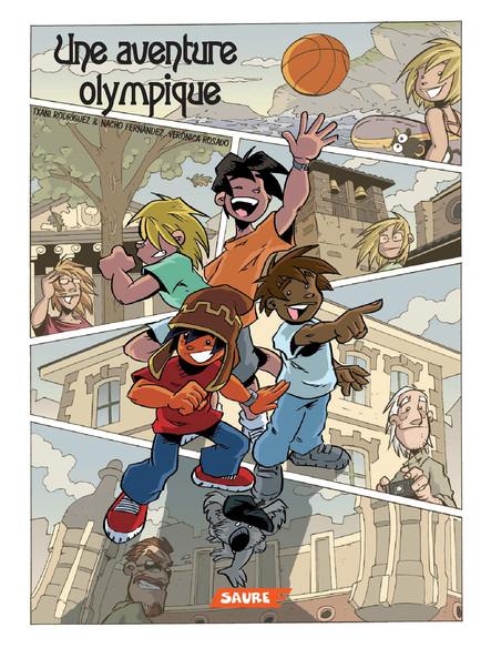 Une aventure olympique