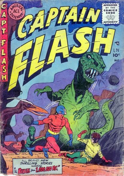 Captain Flash N°3