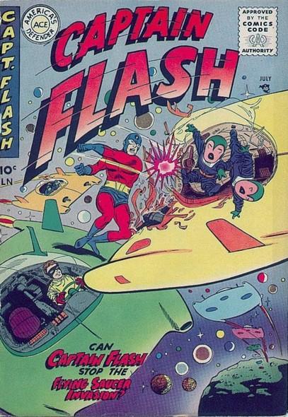 Captain Flash N°4