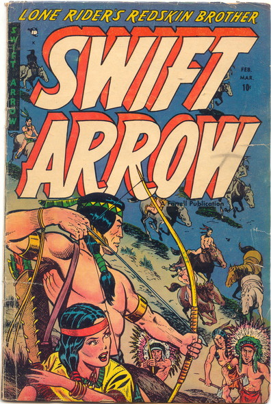 Swift Arrow N°1