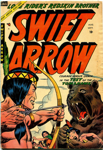 Swift Arrow N°4