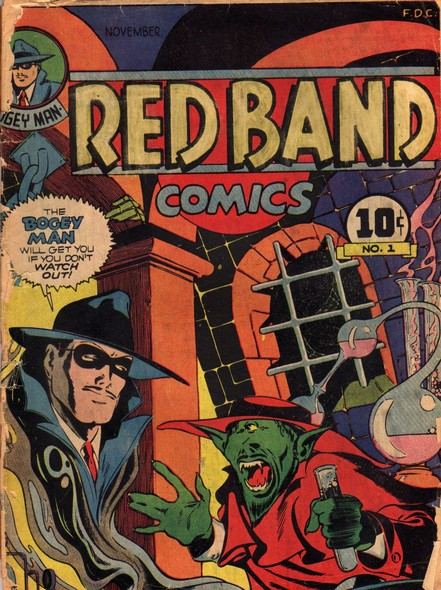 Red Band Comics N°1