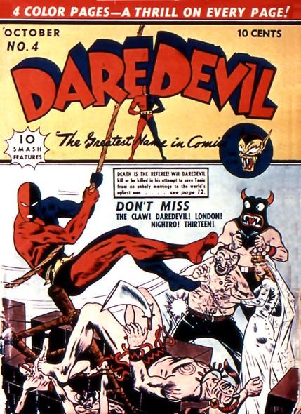 Daredevil N°4