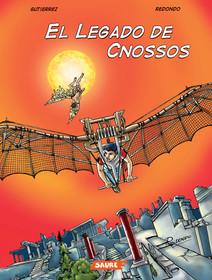 El legado de Cnossos | Pello Gutiérrez Peñalba