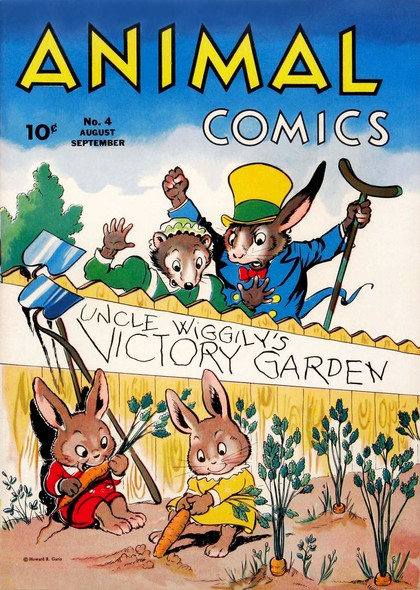 Animal Comics N°4