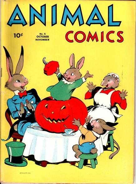 Animal Comics N°5