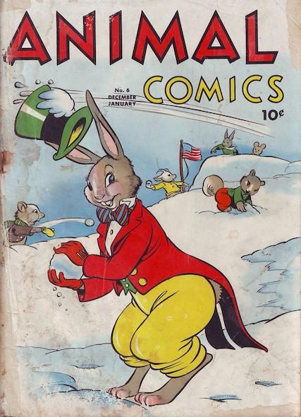 Animal Comics N°6