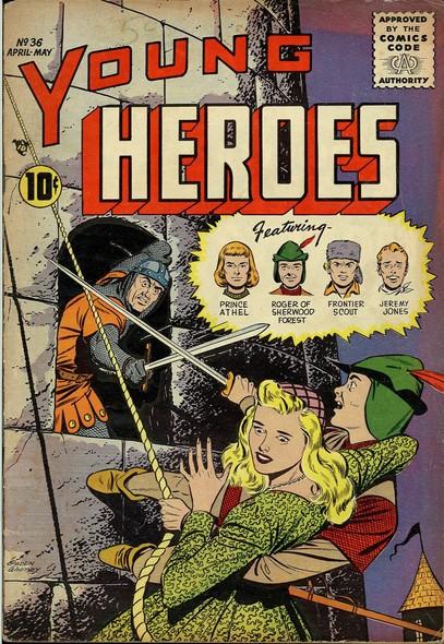 Young Heroes N°36