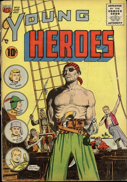 Young Heroes 37