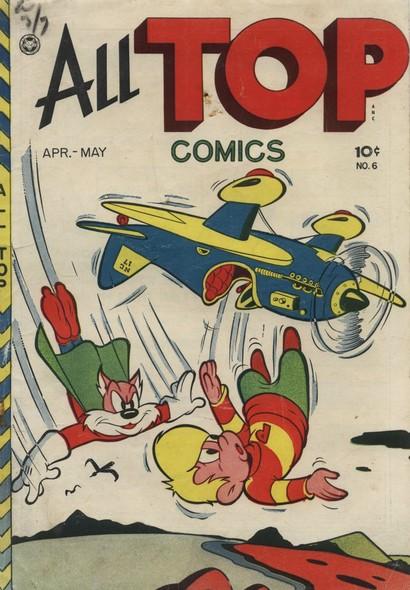 All Top Comics N°6
