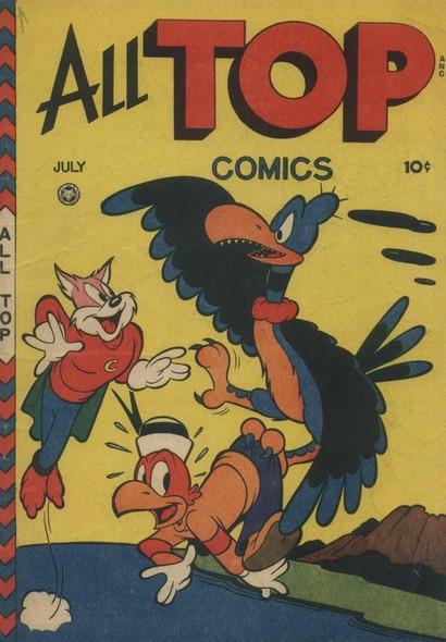 All Top Comics N°7
