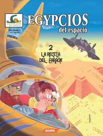 La receta del faraón | Diego Agrimbau