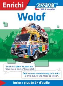 Wolof - Guide de conversation | Léopold Diouf, Jean