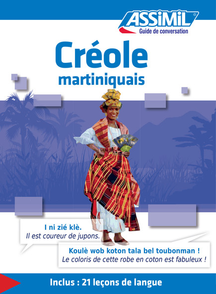 Créole martiniquais - Guide de conversation