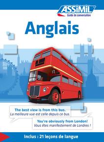 Anglais - Guide de conversation | Bulger, Anthony