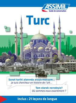 Turc - Guide de conversation | Dominique Halbout