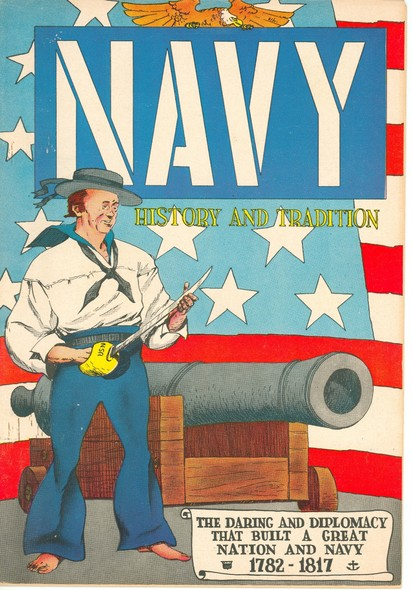 Navy History And Tradition - 1782-1817