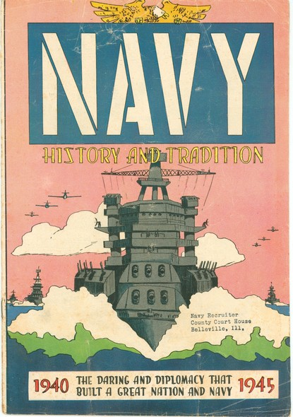 Navy History And Tradition - 1940-1945
