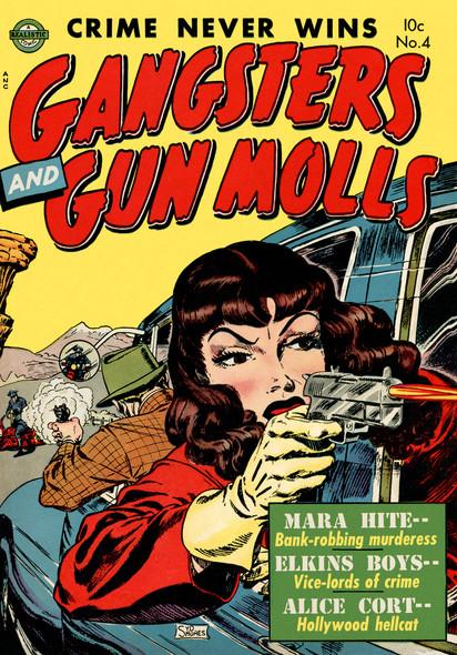 Gangsters & gunmolls N°4