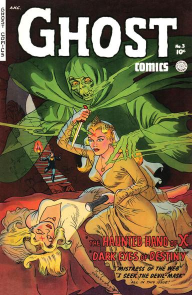 Ghost Comics N°3