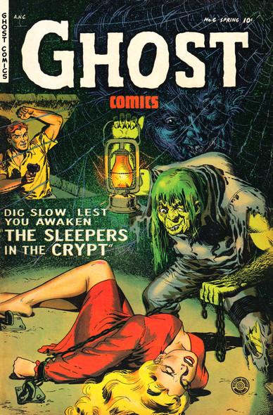 Ghost Comics N°6