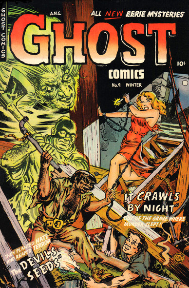 Ghost Comics N°9