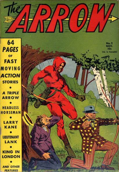 The Arrow N°2