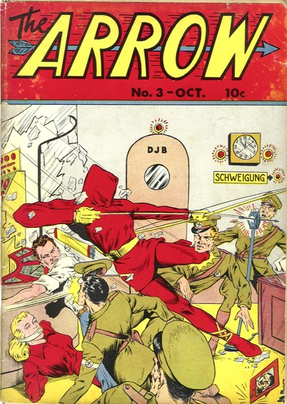 The Arrow N°3