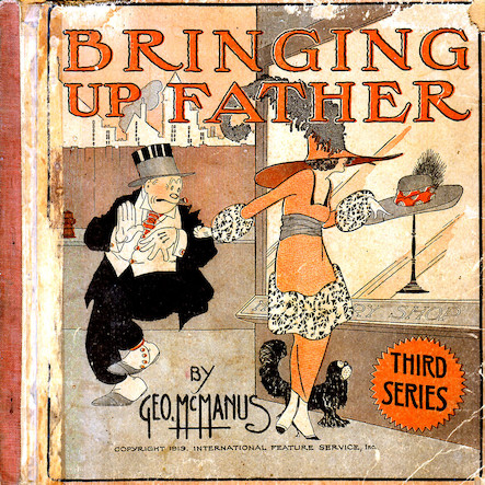Bringing Up Father Issue 3