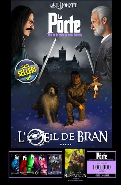 La Porte Tome 5: L'Oeil de Bran