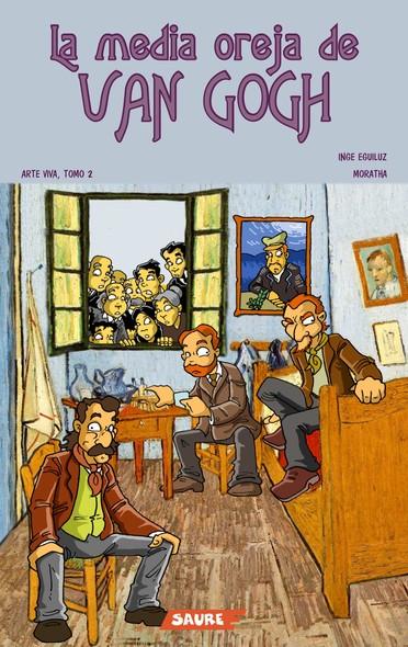 La media oreja de Van Gogh