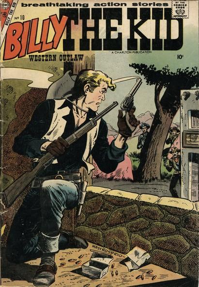 Billy The Kid N°10