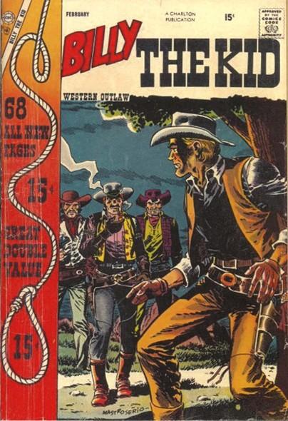 Billy The Kid N°11