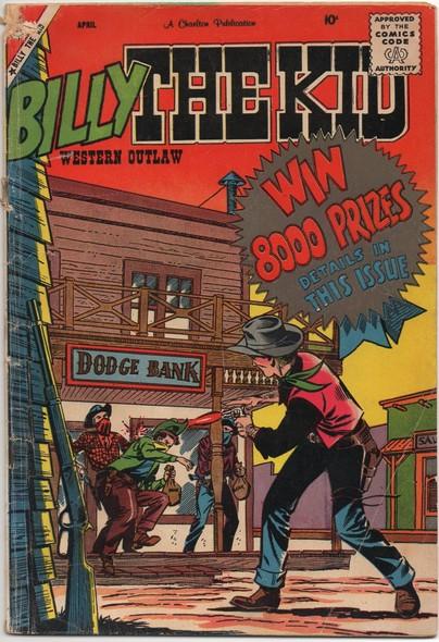 Billy The Kid N°16