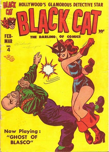 Black Cat N°4