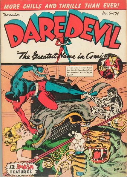 Daredevil N°6