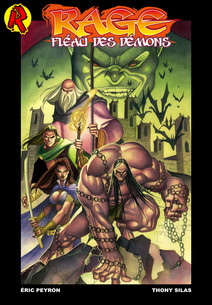 Rage - Fléau des démons | Peyron, Eric