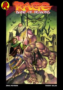 Rage Bane of Demons | Peyron, Eric