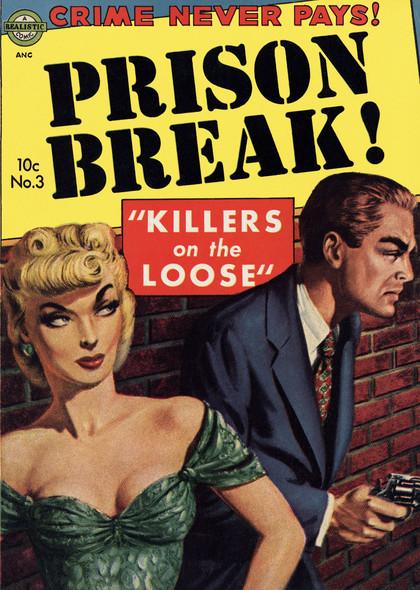 Prison Break N°3