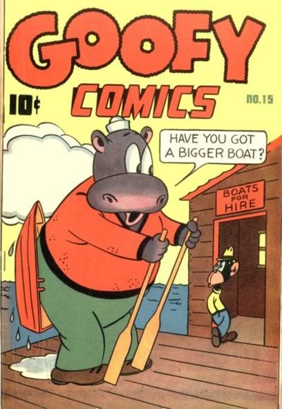 Goofy Comics 15
