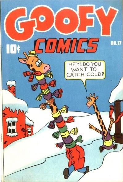 Goofy Comics 17